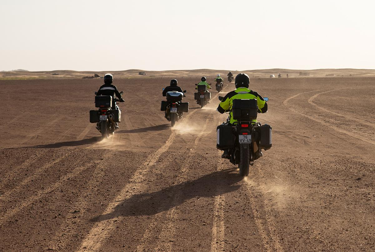 The Way To Dakar Tour 6
